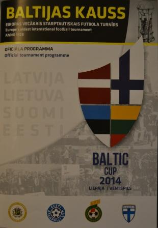 Baltic Cup 2014