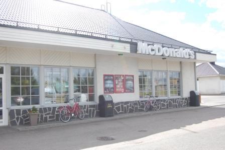 McdonaldS Kaukajärvi